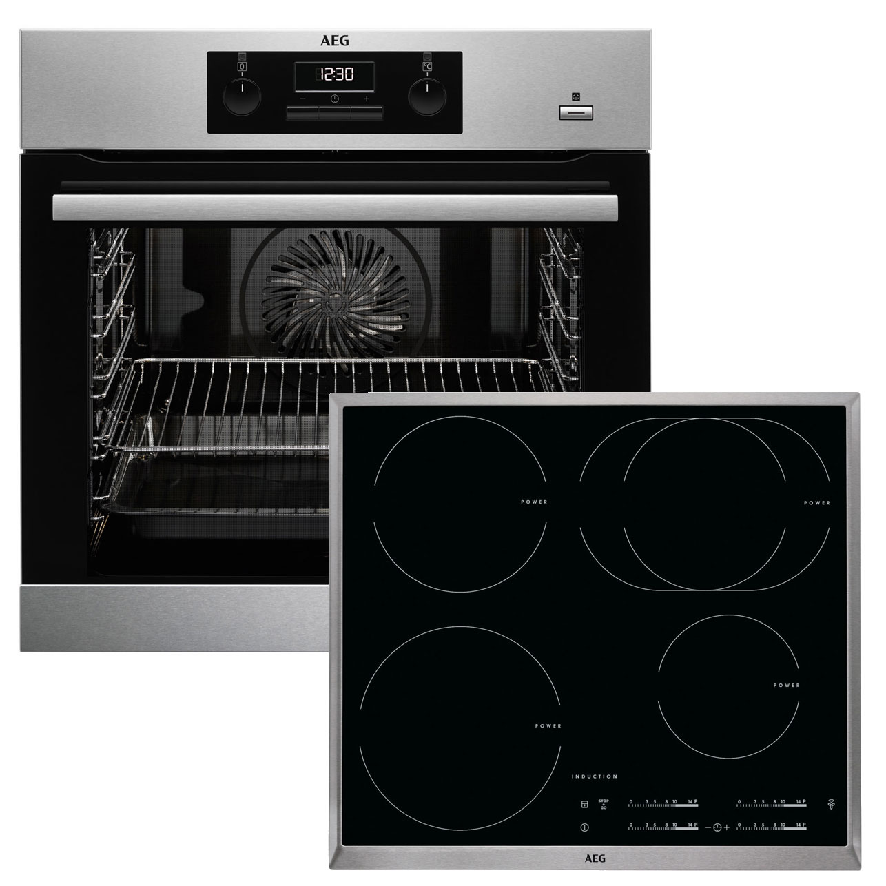 aeg beb354 backofen set 944187705 beb351010m backofen hk6542h1x b autark ind ebay. Black Bedroom Furniture Sets. Home Design Ideas