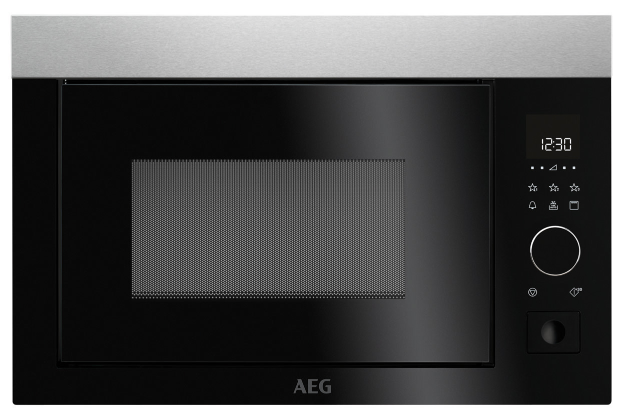 aeg mbe2657dm einbau mikrowelle 900 watt grill f r hochschrank 60 cm ebay. Black Bedroom Furniture Sets. Home Design Ideas