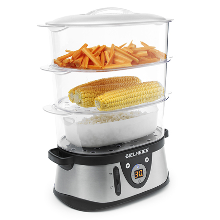 User manuals recipes high quality food steamer bhg 193 download pdf forumfinder Choice Image
